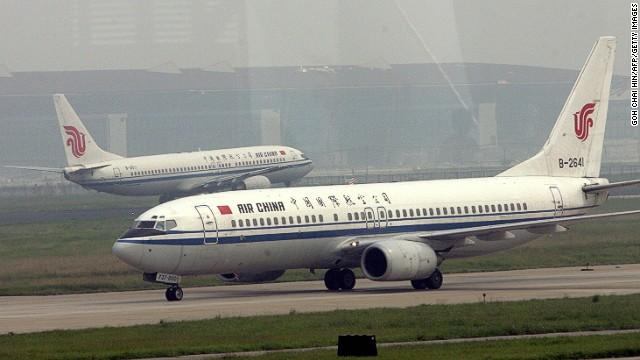 Headquartered in Beijing, Air China operates more than a thousand flights on peak travel days.