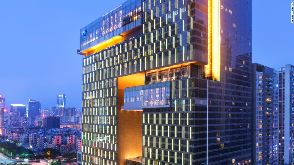 Chinese architecture Best new hotel designs photos CNN Travel