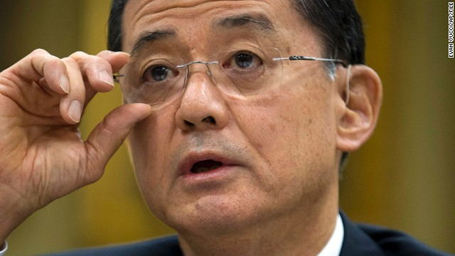 The White House has issued a statement supporting VA chief Eric Shinseki.