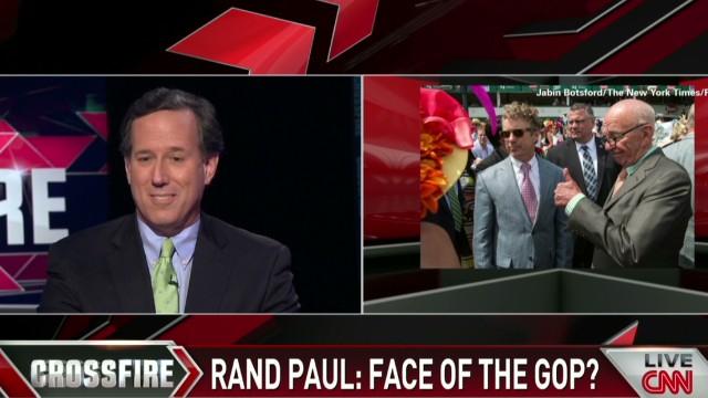 Crossfire Rick Santorum on Rand Paul_00002528.jpg