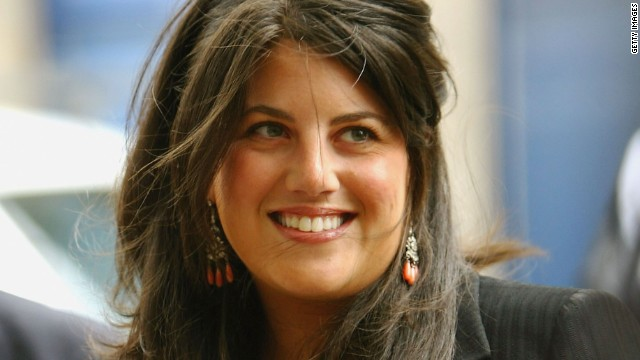 Monica Lewinsky tweets: #herewego
