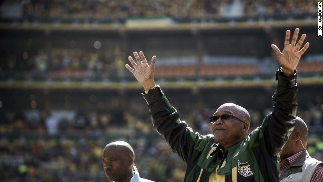 Economic challenges await Jacob Zuma