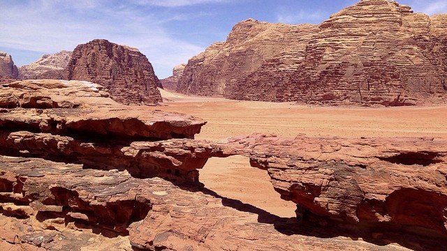 Capturing the beauty of Wadi Rum