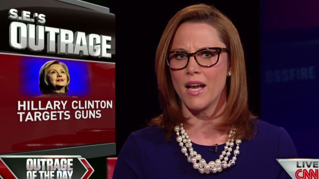 Crossfire S.E. Cupp takes on Hillary Clinton on guns_00005305.jpg