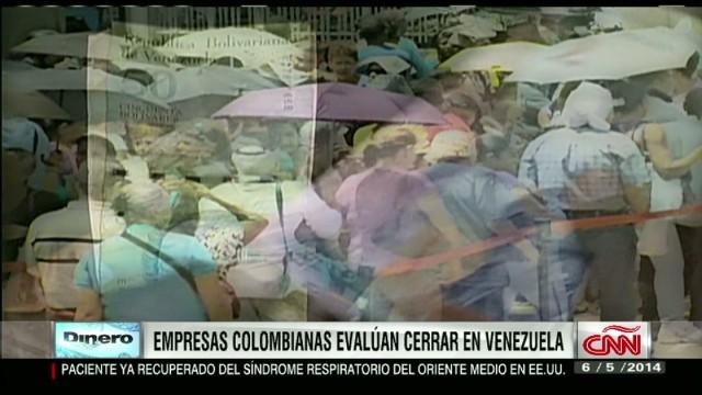 exp xavier cnn dinero empresas colombianas cerrarian en venezuela_00002001.jpg