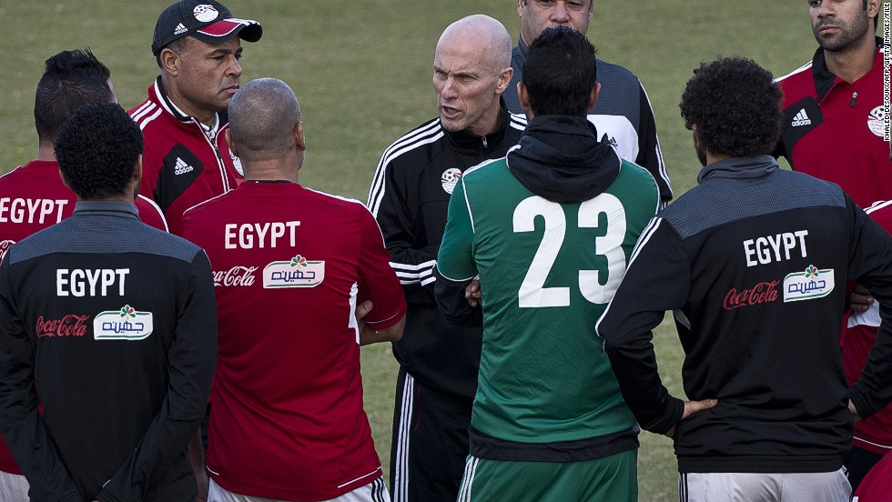 Former U.S. coach Bob Bradley was tasked with guiding Egypt to the World Cup finals in the months following the country's dramatic revolution.