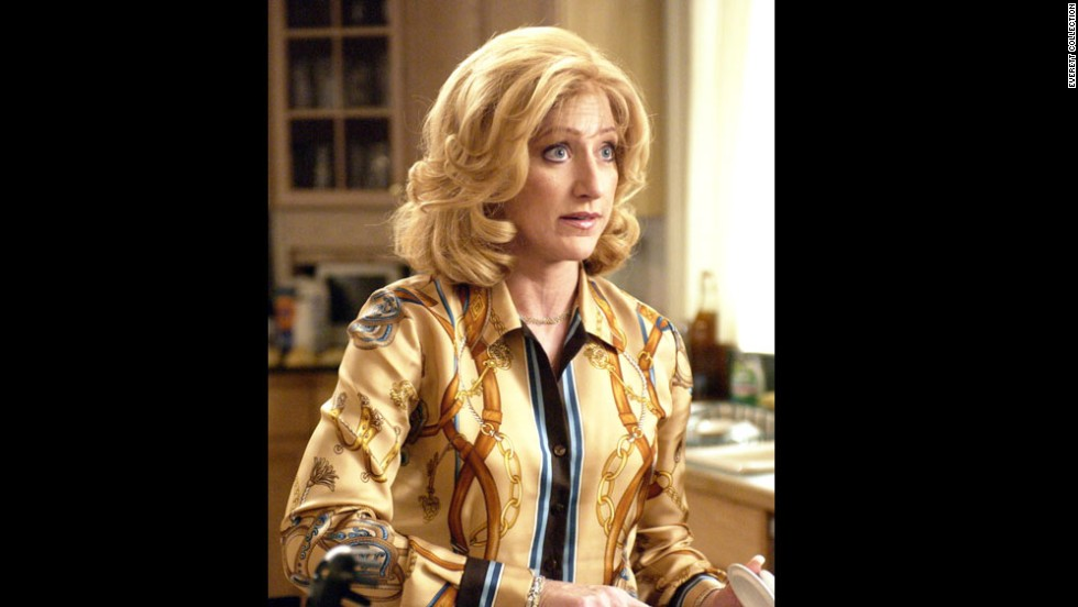 Other mothers have their complexities. Carmela Soprano (Edie Falco) cared about her children and loved her husband Tony, but she tried to turn a blind eye to his business (which wasn't really waste management) and was known to consider straying.