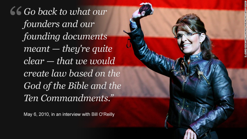 09 sarah palin quotes RESTRICTED