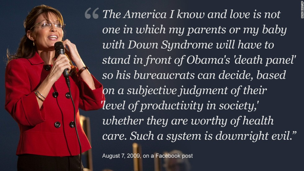 10 sarah palin quotes RESTRICTED