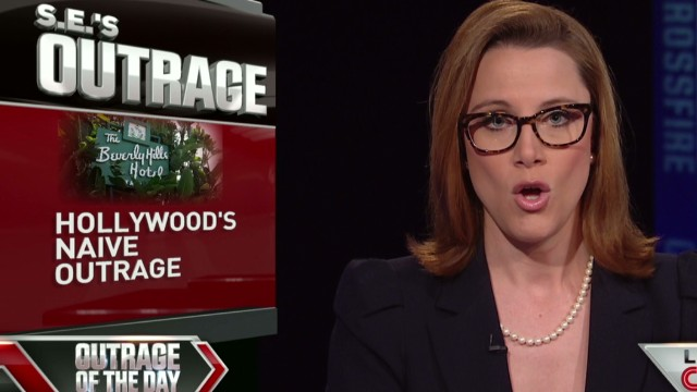 Cupp: Hollywood's naive outrage