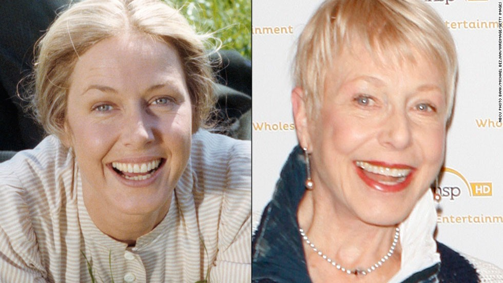 "Karen Grassle, now 73, played family matriarch Caroline ""Ma"" Ingalls. At a ""Little House"" cast reunion on ""The Today Show"" a few years ago, Grassle teared up, noting that she hadn't seen her three TV daughters since Landon's 1991 funeral."