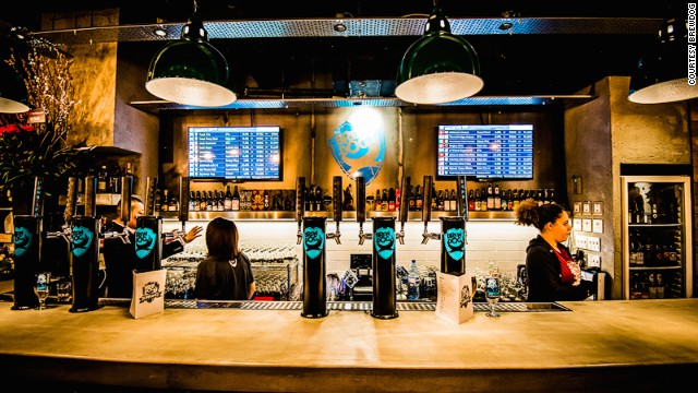 Opened in March, BrewDog Roppongi is the Scottish brewery's first foray into Asia.