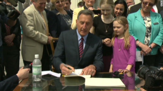 Vermont's GMO labeling bill becomes law