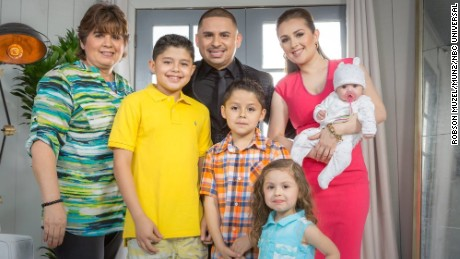 """Larrymania,"" which details the twists and turns of the lives of singer Larry Hernandez and his family, started airing in 2012 and recently finished its fourth season."