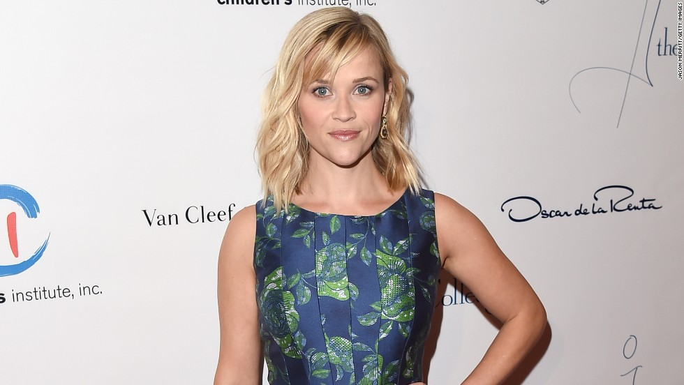 "We personally love it when Reese Witherspoon <a href=""http://marquee.blogs.cnn.com/2013/05/02/reese-witherspoon-speaks-on-drunken-arrest/"">speaks her mind</a>. In an elevator ride with Cara Delevingne, Kate Upton and Zooey Deschanel reportedly after the Met Gala,<a href=""http://www.people.com/article/reese-witherspoon-cara-delevingne-elevator-ride-video"" target=""_blank""> the Southern actress was taped </a>saying, ""The most important thing in a name for a girl is that a man can whisper it in his pillow."""