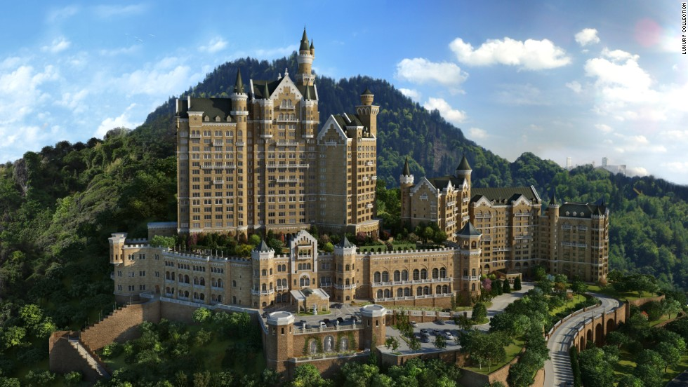 "<strong>The Castle Hotel, A Luxury Collection Hotel, DalianArchitect: </strong>WATG<br /><strong>Status:</strong> Opening 2014<strong>Rooms:</strong> 292<strong><br />Fast fact:</strong> Inspired by the majestic castles of Europe (Neuschwanstein springs to mind) and overlooking Xinghai Bay in China's northern financial and tourism capital, The Castle, Dalian has three restaurants, a lounge, heated indoor pool, a fitness center and spa. <br /><em><a href=""http://www.starwoodhotels.com/luxury/property/overview/index.html?propertyID=3557 "" target=""_blank"">The Castle Hotel</em></a><em>, No. 600 Binhai West Road, Shahekou District. Dalian, Liaoning; +86 411 8656 0000</em>"