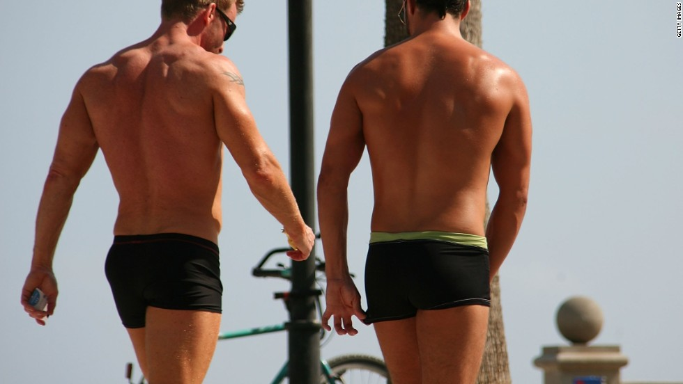 Sitges, near Barcelona, was once a haven for artists, including Picasso. It now welcomes an international gay community.