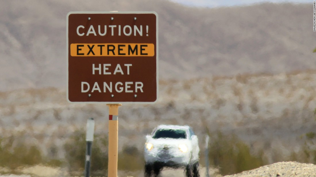 Dangerous heat wave to scorch the Southwestern US