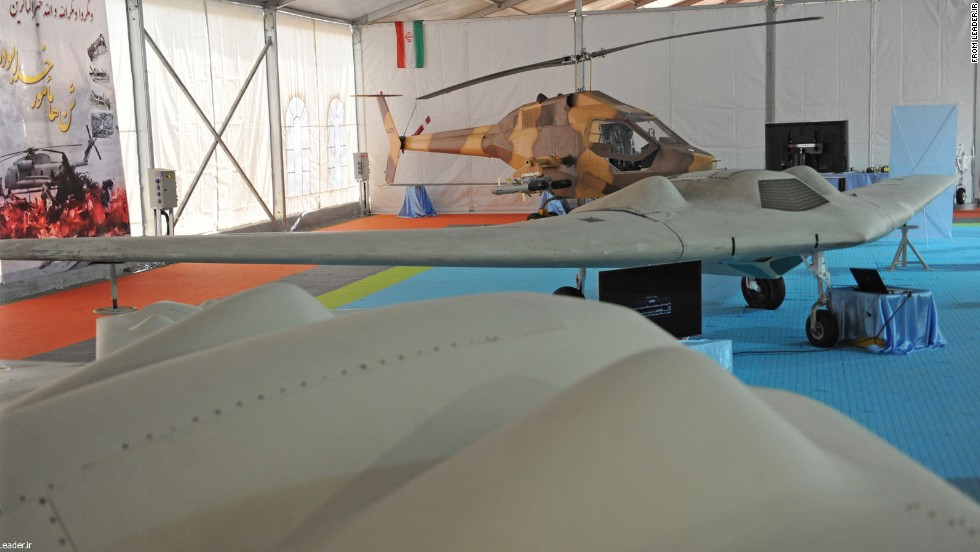 Iran says it was able to commandeer the U.S. drone, rather than shooting it down.