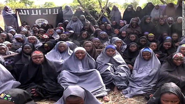 Nigeria: 54 girls ID'd in Boko Haram tape