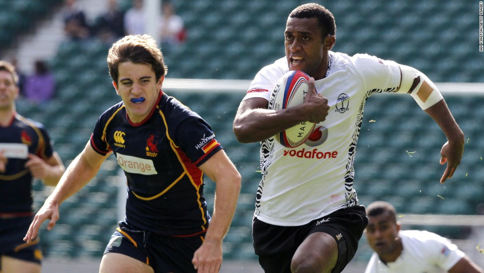 Samisoni Viriviri became the first Fijian to win player of the series, an award first handed out in 2004.