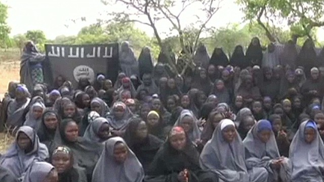 Should Nigeria negotiate girls' release?