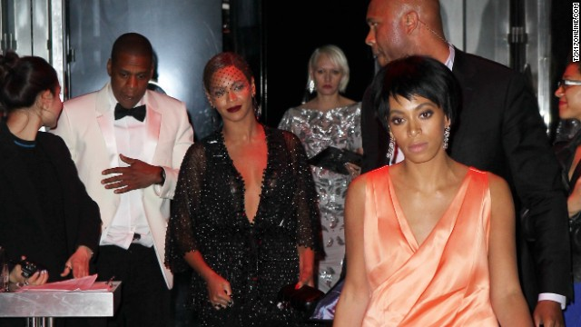Solange and Jay Z break silence on fight