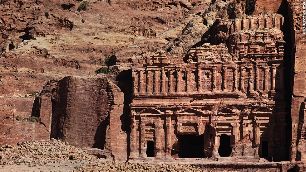 Archaeoastronomers recently measured the celestial alignments of monuments in Petra, Jordan, and found many line up with the setting of the sun during solstices and equinoxes.
