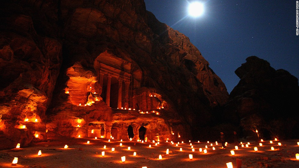 "Regardless, the study's leader notes ""the lighting is spectacular"" at Petra during the summer and winter solstices and the equinox."