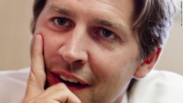 We imagine this is about what Sen. Ben Sasse's face looked like after opening his email Friday.