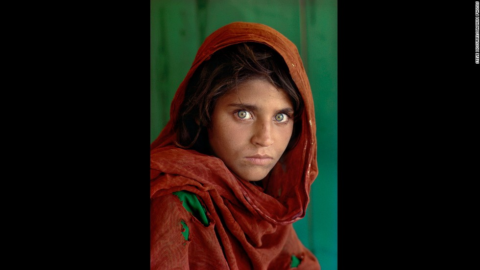 "Steve McCurry has been photographing Afghanistan's people and landscape for 35 years. His iconic portrait ""Afghan Girl"" has become a symbol of Middle Eastern culture and part of photographic history. The full collection of McCurry's images from Afghanistan is on display at the Beetles+Huxley gallery in London until June 7. <a href=""http://edition.cnn.com/video/?/video/world/2014/05/13/ctw-natpkg-mccurrys-afghanistan-photography.cnn&video_referrer="" target=""_blank"">Watch McCurry talk about his work from the country.</a>"