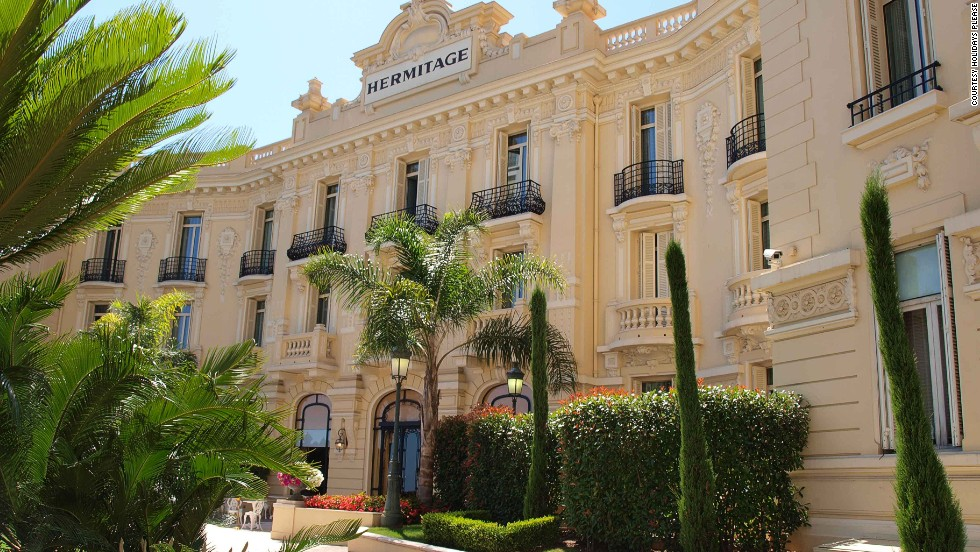 In Monaco, members of the bottomless budget brigade will mingle with other high net individuals at the high end Hôtel Hermitage Monte-Carlo.