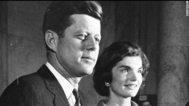 Secrets revealed in Jackie O letters