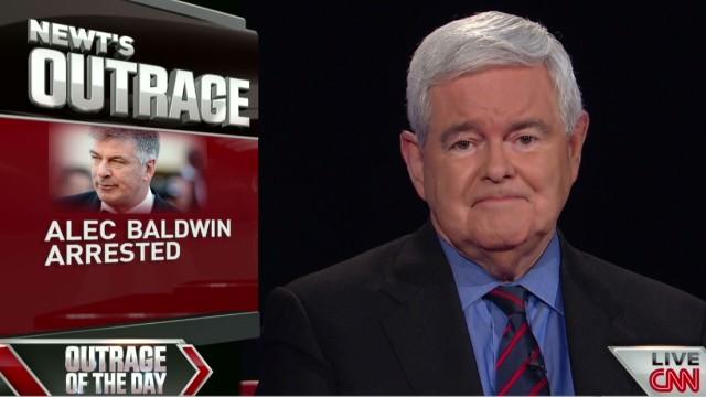 Crossfire Gingrich defends Alec Baldwin_00000730.jpg