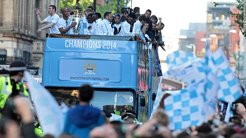 The Abu Dhabi billionaire's spending has paid off, with City claiming a second Premier League title in three seasons, but the club has agreed to restrict its outlay for the next three years.