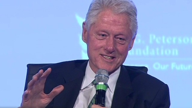 wolf bill clinton comments rove_00004407.jpg