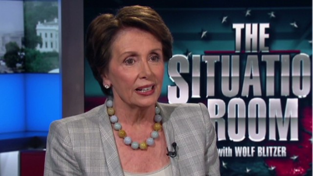 Pelosi: 'She can take care of herself'