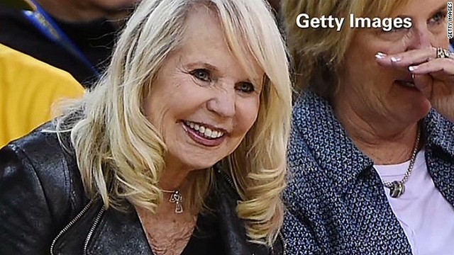Shelly Sterling to handle Clippers sale?