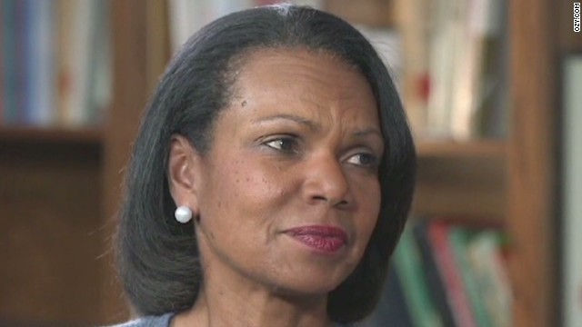 Rice: Putin won't 'take on' the U.S.