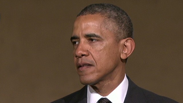Obama: 'Those we lost live on in us'
