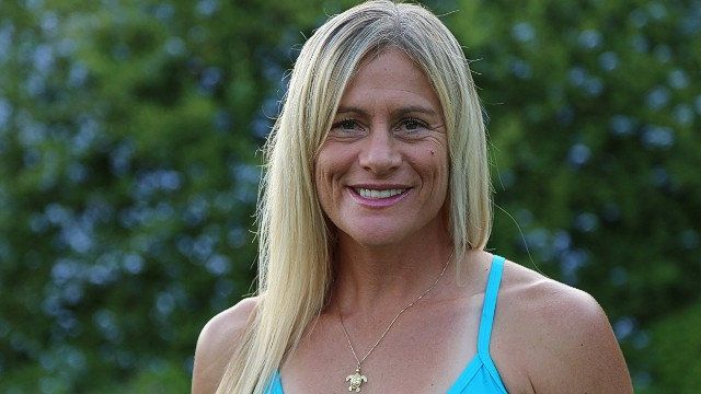 Robyn Benincasa's Project Athena helps women recovering from medical or traumatic setbacks achieve their athletic goals.
