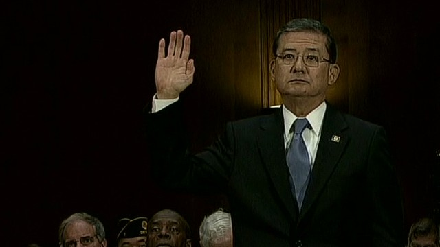 VA Secretary Shinseki: I am responsible