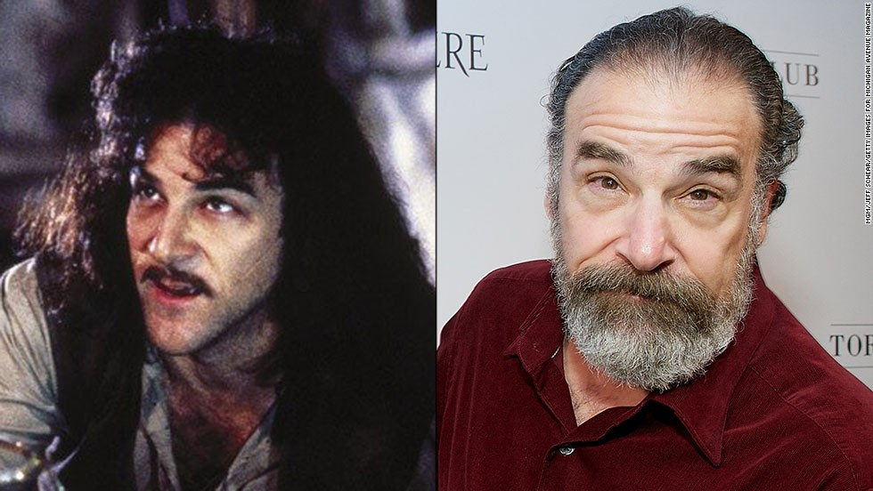 "Mandy Patinkin has been playing ""Homeland's"" Saul Berenson to great acclaim since 2011, but he'll always be<a href=""https://www.youtube.com/watch?v=6JGp7Meg42U"" target=""_blank""> vengeful swordsman</a> Inigo Montoya to us. (And that word <a href=""https://www.youtube.com/watch?v=G2y8Sx4B2Sk"" target=""_blank"">still doesn't mean what you think it means</a>.) Patinkin recently starred in Zach Braff's indie comedy ""Wish I Was Here."""