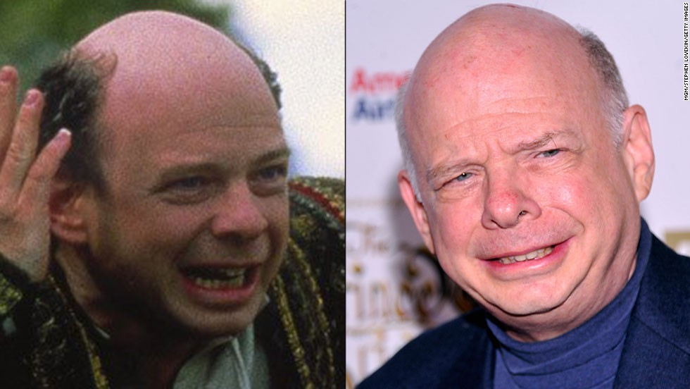 "Wallace Shawn's such a beloved actor, it's<a href=""http://www.youtube.com/watch?v=1-b7RmmMJeo"" target=""_blank""> inconceivable</a> to pick a favorite role. But his turn as the evil mastermind with a poor vocabulary, Vizzini, is definitely in our top three. One of Shawn's upcoming film roles is in another family-friendly project called ""Robo-Dog,"" due out in 2015."