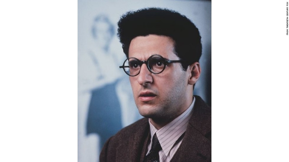 Jon Turturro as Barton Fink in Joel and Ethan Coen's movie about a writer who becomes a B-movie hack in Hollywood.