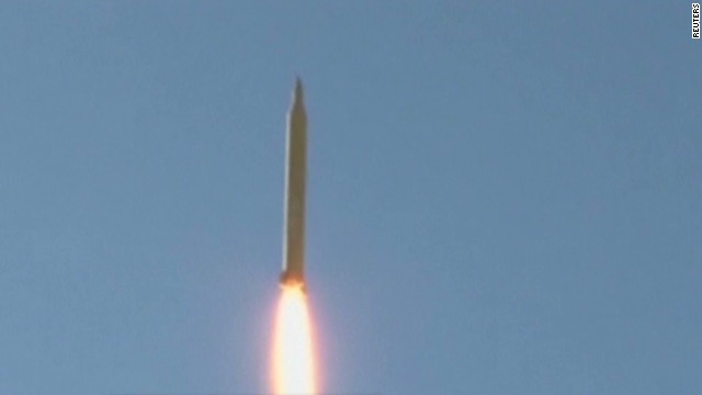 UN report: Iran developing new missiles