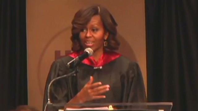 newday intv brinkley michelle obama segregation school remarks_00014322.jpg