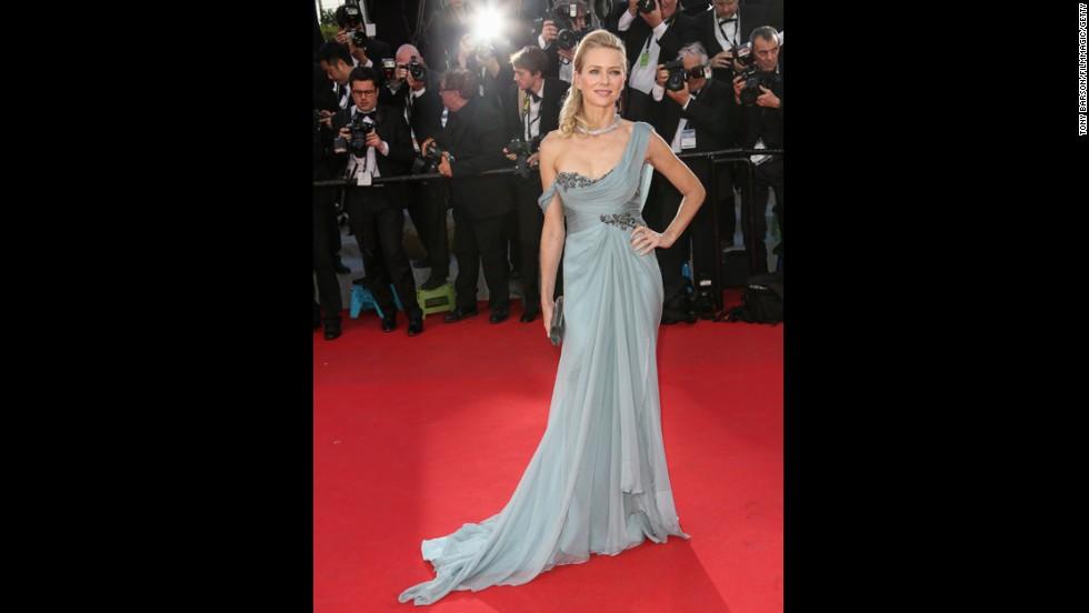 Actress Naomi Watts on May 16