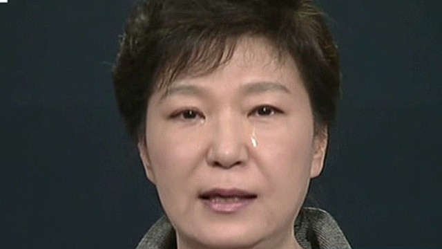 S. Korean President apologizes