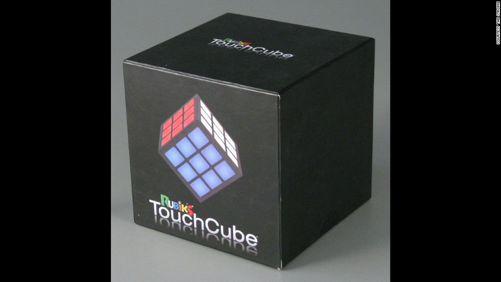 In 2009 the cube was upgraded to modern times with the Rubik's TouchCube by Techno Source, which bills it as the first completely electronic, solvable Rubik's Cube. The TouchCube is one of many examples of how traditional games are becoming more and more popular in electronic format, from sports like football and baseball to board games like chess and checkers.